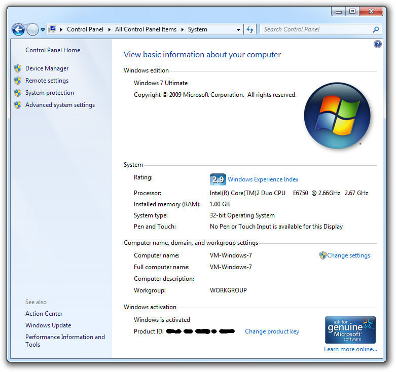 Windows 64 bit vs 32 bit learn how to quickly find out how for Window 64 or 32