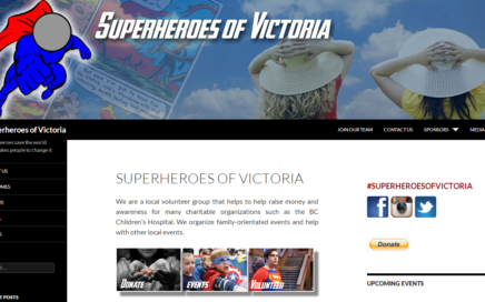 Superheroes of Victoria 2014