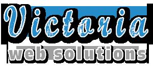Victoria Web Solutions Logo