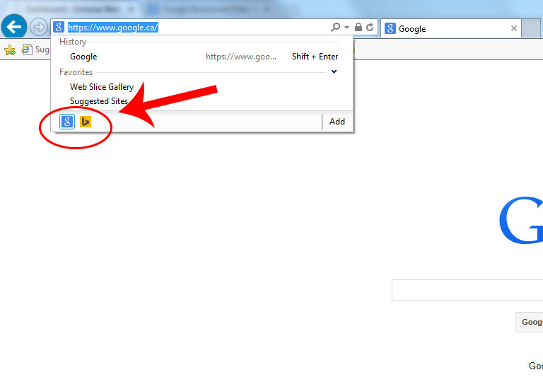 How to remove BING from Internet Explorer, Firefox