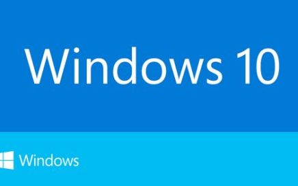 Windows 10 announced today