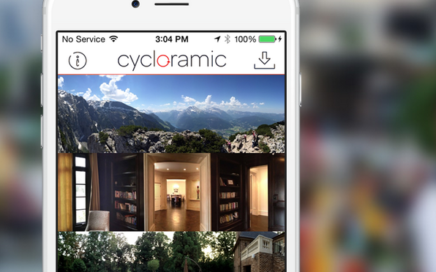 Cycloramic for the iPhone 6
