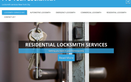 Pro Tech Locksmith NYC