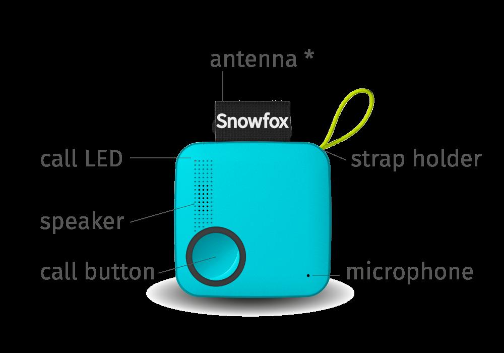 Snowfox instructions