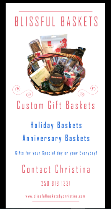 Blissful Baskets by Christina