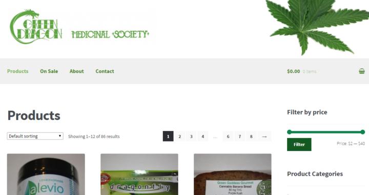 GreenDragon Medicinal Society