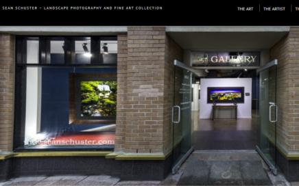 Sean Schuster Fine Art Gallery Victoria