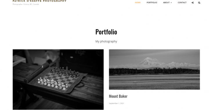 Patrick OKeeffe Photography